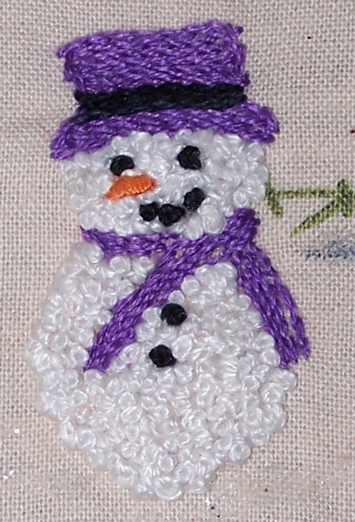 French Knots Embroidery - Free Embroidery Patterns