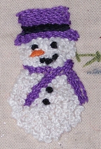 french-knot-snowman