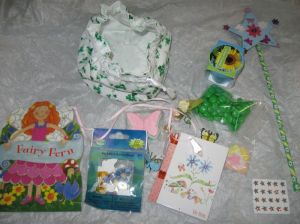 2 Fairy swap goodies