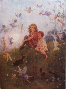 fairy plaque