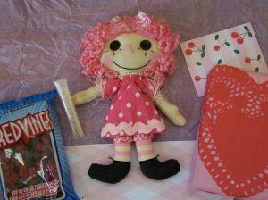 pink annie doll 1