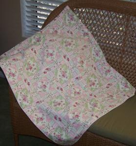 elsa's blanket