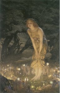 dover fairy paintings 1