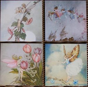 fairy notecards