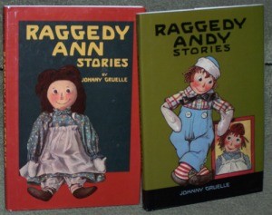 raggedy annandy books