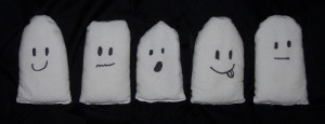 bean bag ghosts 2